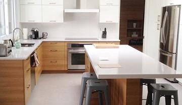 Rénovations résidentielles intérieures